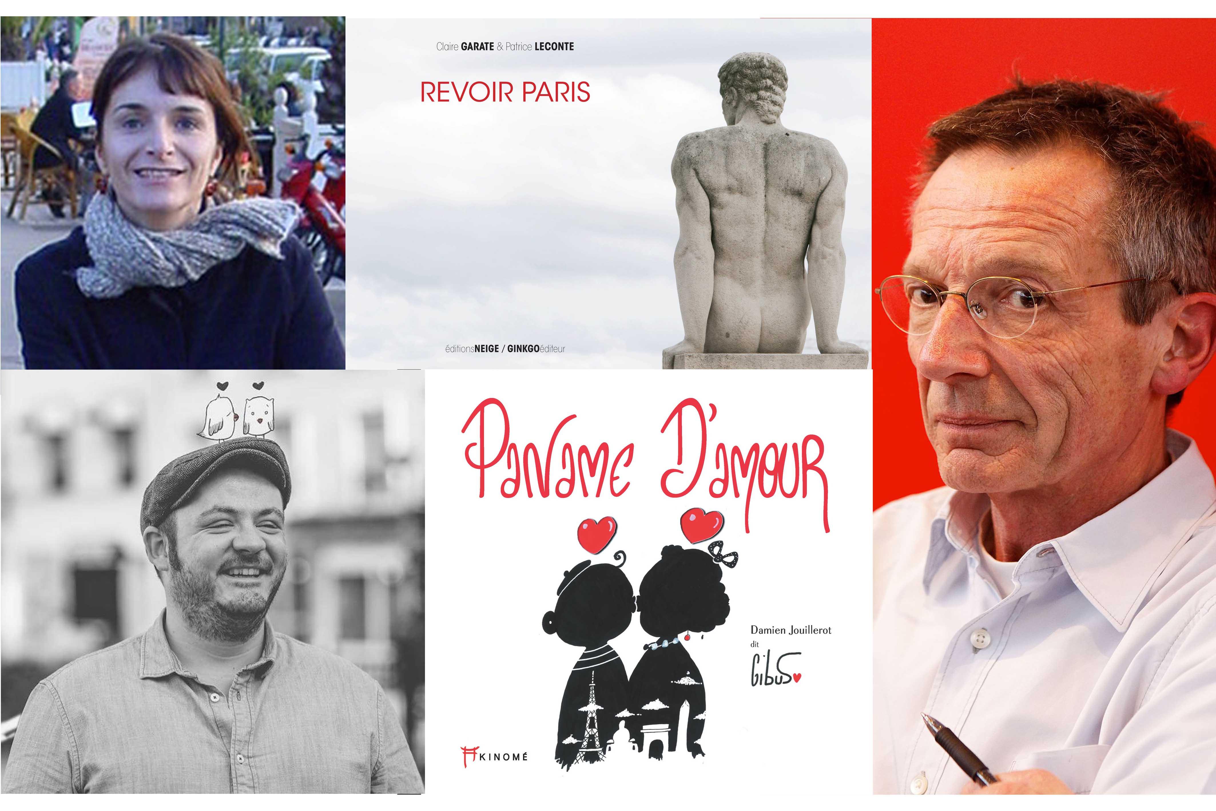 rencontres auteurs paris